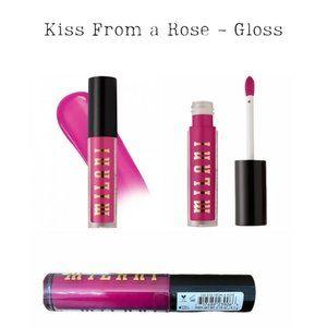💋 5/$20 Milani Lip Gloss - Kiss From a Rose